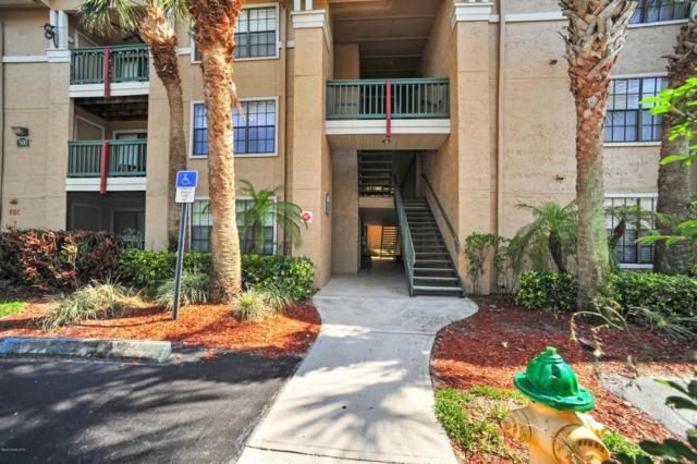 7667 N Wickham Road #506, Melbourne, FL 32940 (MLS #811124) :: Better Homes and Gardens Real Estate Star