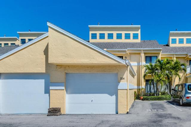 334 Lofts Drive #5, Melbourne, FL 32940 (MLS #811160) :: Better Homes and Gardens Real Estate Star