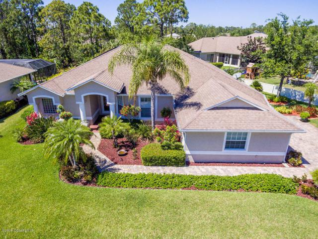 106 SE Ridgemont Circle SE, Palm Bay, FL 32909 (MLS #811182) :: Better Homes and Gardens Real Estate Star