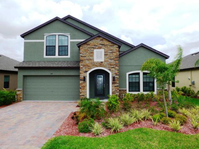 589 Trymore Drive SE, Palm Bay, FL 32909 (MLS #811184) :: Better Homes and Gardens Real Estate Star