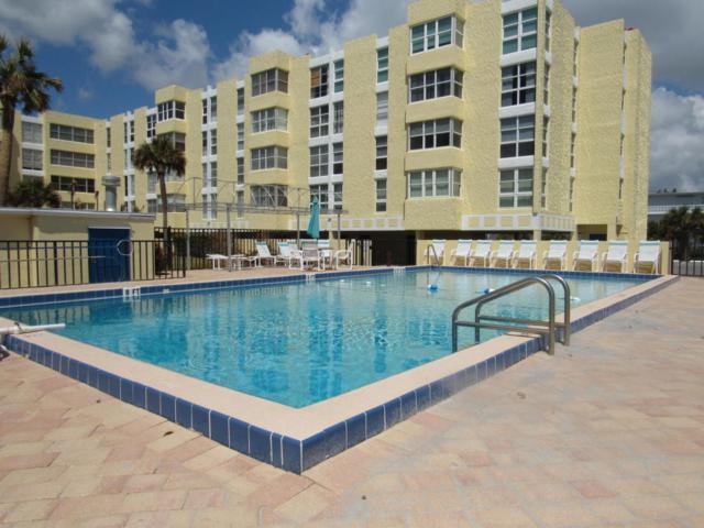 4700 Ocean Beach Boulevard #302, Cocoa Beach, FL 32931 (MLS #811189) :: Pamela Myers Realty