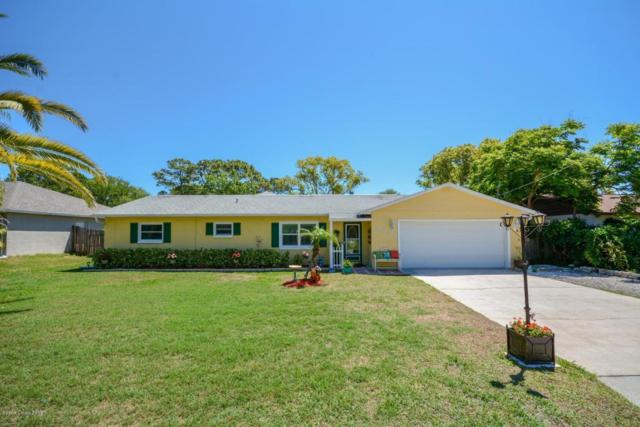 5965 Cannon Avenue, Cocoa, FL 32927 (MLS #811193) :: Better Homes and Gardens Real Estate Star