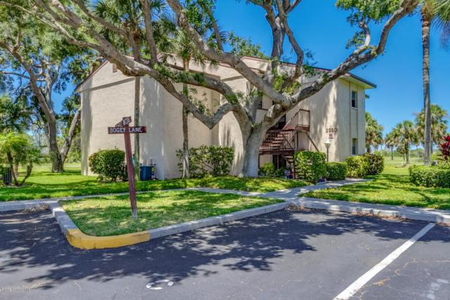 2550 Eagle Drive #3, Melbourne, FL 32935 (MLS #811204) :: Better Homes and Gardens Real Estate Star