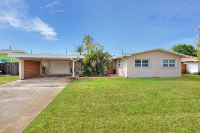 1105 Seminole Drive, Indian Harbour Beach, FL 32937 (MLS #811206) :: Better Homes and Gardens Real Estate Star