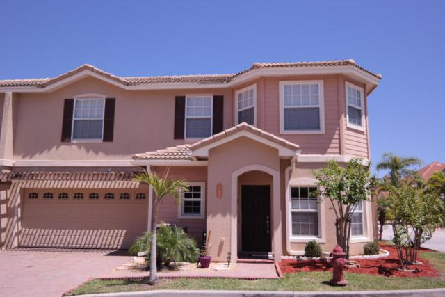 1375 Isabella Drive #107, Melbourne, FL 32935 (MLS #811216) :: Better Homes and Gardens Real Estate Star