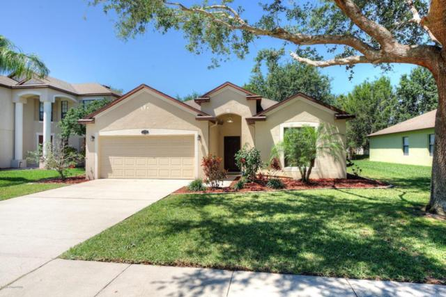 5458 Hallamshire Boulevard, Titusville, FL 32780 (MLS #811224) :: Better Homes and Gardens Real Estate Star