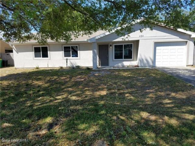 284 Fecco Street, Cocoa, FL 32927 (MLS #811236) :: Better Homes and Gardens Real Estate Star