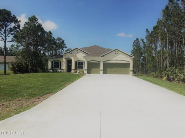 7129 Hacienda Drive, Grant Valkaria, FL 32949 (MLS #811241) :: Better Homes and Gardens Real Estate Star