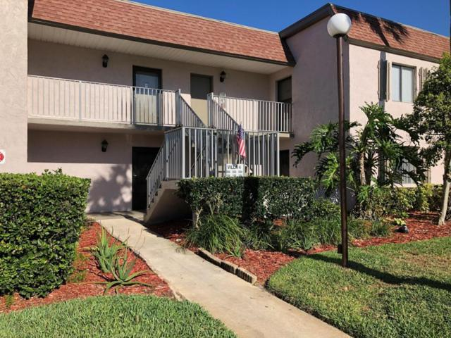 2727 N Wickham Road #1044, Melbourne, FL 32935 (MLS #811274) :: Pamela Myers Realty