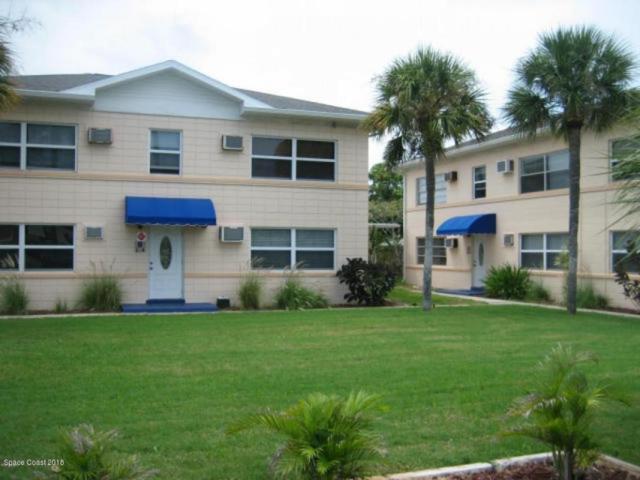 380 N Brevard Avenue #2, Cocoa Beach, FL 32931 (MLS #811284) :: Premium Properties Real Estate Services
