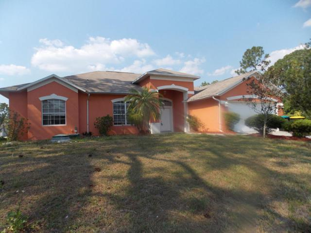 581 Coconut Street SE, Palm Bay, FL 32909 (MLS #811300) :: Pamela Myers Realty