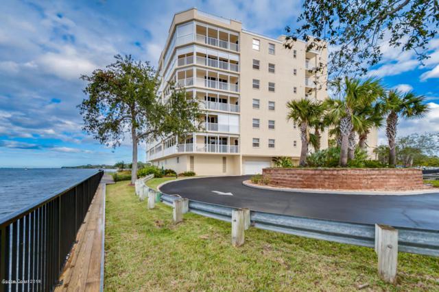 500 Sail Lane #402, Merritt Island, FL 32953 (MLS #811425) :: Pamela Myers Realty