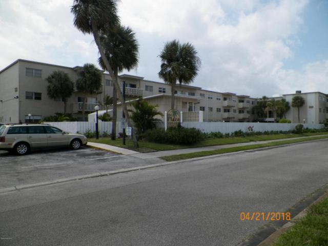 223 Columbia Drive #219, Cape Canaveral, FL 32920 (MLS #811427) :: Pamela Myers Realty