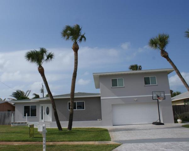 502 Royal Palm Boulevard, Satellite Beach, FL 32937 (MLS #811437) :: Pamela Myers Realty