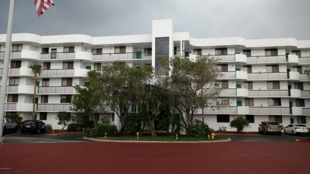 300 Columbia Drive 203-1, Cape Canaveral, FL 32920 (MLS #811446) :: Premium Properties Real Estate Services