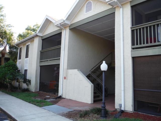 3580 Sable Palm Lane H, Titusville, FL 32780 (MLS #811518) :: Premium Properties Real Estate Services