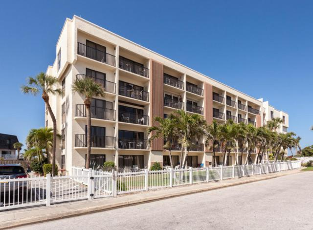 5300 Ocean Beach Boulevard #408, Cocoa Beach, FL 32931 (MLS #811641) :: Better Homes and Gardens Real Estate Star