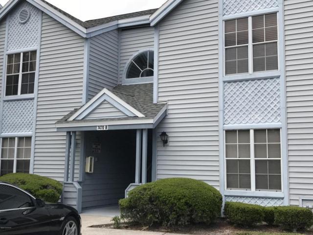 7470 Highway 1 N #104, Cocoa, FL 32927 (MLS #811750) :: Premium Properties Real Estate Services