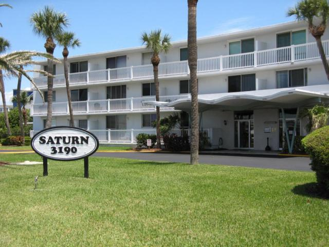 3190 N Atlantic Avenue #218, Cocoa Beach, FL 32931 (MLS #811819) :: Better Homes and Gardens Real Estate Star