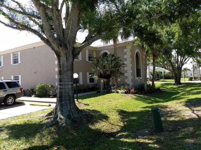 4139 Cedar Creek Circle #106, Merritt Island, FL 32953 (MLS #811956) :: Premium Properties Real Estate Services