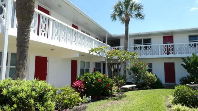 8522 N Atlantic Avenue #62, Cape Canaveral, FL 32920 (MLS #812081) :: Premium Properties Real Estate Services