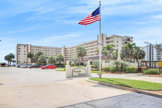 1830 N Atlantic Avenue #207, Cocoa Beach, FL 32931 (MLS #812108) :: Premium Properties Real Estate Services