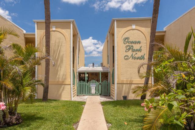 310 Taylor Avenue C-23, Cape Canaveral, FL 32920 (MLS #812153) :: Premium Properties Real Estate Services