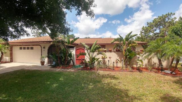 826 Cochran Road SE, Palm Bay, FL 32909 (MLS #812372) :: Premium Properties Real Estate Services