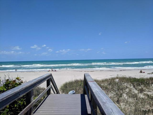 301 S Miramar Avenue #104, Indialantic, FL 32903 (MLS #812452) :: Premium Properties Real Estate Services
