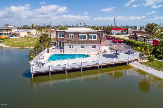 390 W Cocoa Beach Causeway #233, Cocoa Beach, FL 32931 (MLS #812491) :: Better Homes and Gardens Real Estate Star