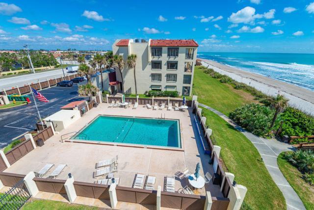 175 Highway A1a Highway #408, Satellite Beach, FL 32937 (MLS #812574) :: Premium Properties Real Estate Services