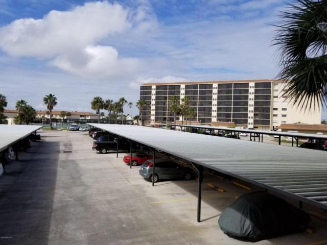 520 Palm Springs Boulevard #204, Indian Harbour Beach, FL 32937 (MLS #812625) :: Premium Properties Real Estate Services