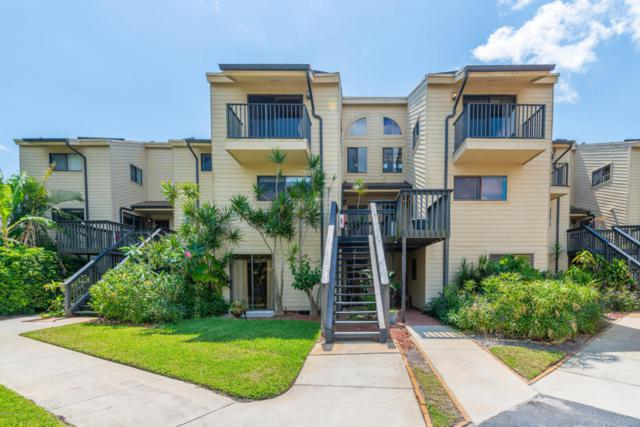 441 N Harbor City Boulevard C17, Melbourne, FL 32935 (MLS #812657) :: Premium Properties Real Estate Services