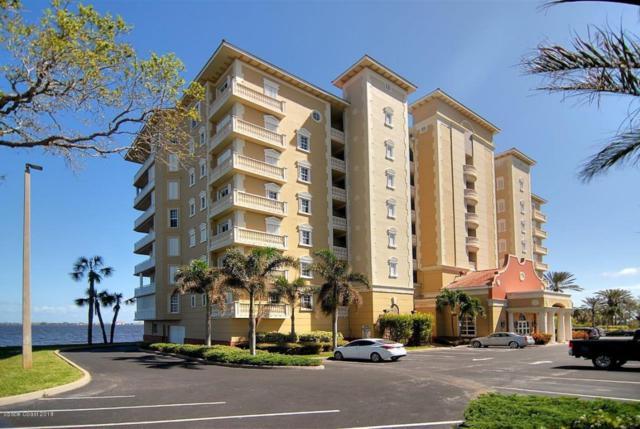 4955 Dixie Highway NE #705, Palm Bay, FL 32905 (MLS #812763) :: Premium Properties Real Estate Services