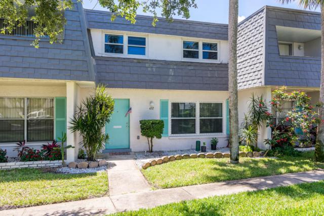 432 Blue Jay Lane #62, Satellite Beach, FL 32937 (MLS #812807) :: Better Homes and Gardens Real Estate Star