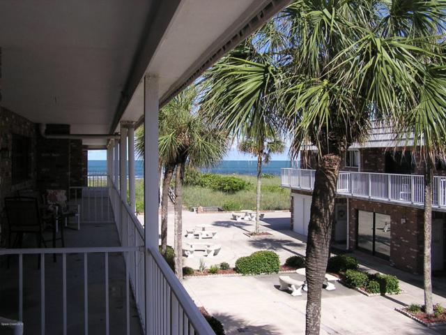 5000 Ocean Beach Boulevard B-7, Cocoa Beach, FL 32931 (MLS #812895) :: Premium Properties Real Estate Services