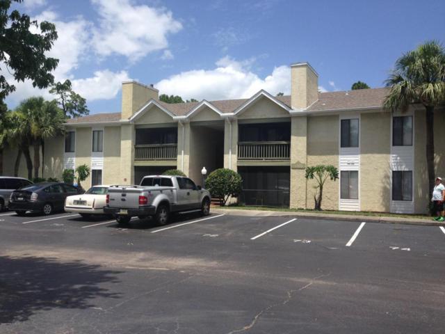 3555 Sable Palm Lane J, Titusville, FL 32780 (MLS #813118) :: Better Homes and Gardens Real Estate Star