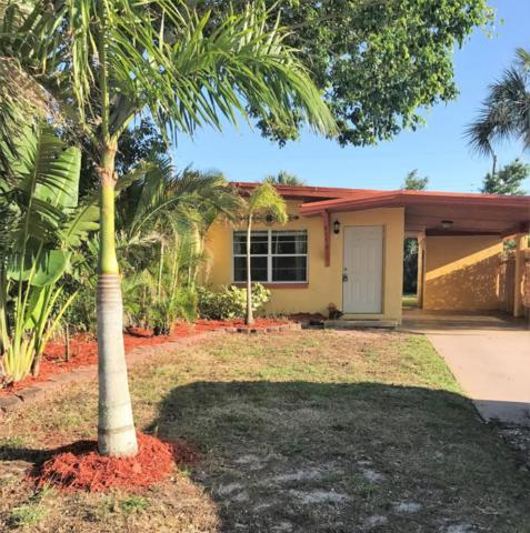 211 Jefferson Avenue, Cape Canaveral, FL 32920 (MLS #813123) :: Premium Properties Real Estate Services