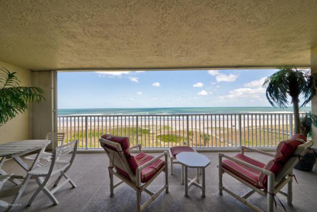 3740 Ocean Beach Boulevard #505, Cocoa Beach, FL 32931 (MLS #813125) :: Premium Properties Real Estate Services