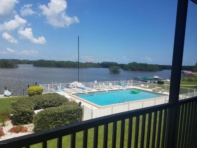 1525 Minutemen Causeway #203, Cocoa Beach, FL 32931 (MLS #813136) :: Premium Properties Real Estate Services