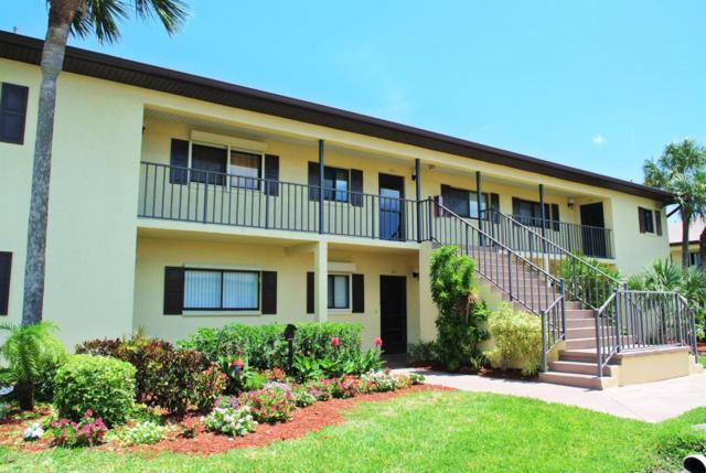 325 S Banana River Boulevard #302, Cocoa Beach, FL 32931 (MLS #813198) :: Pamela Myers Realty