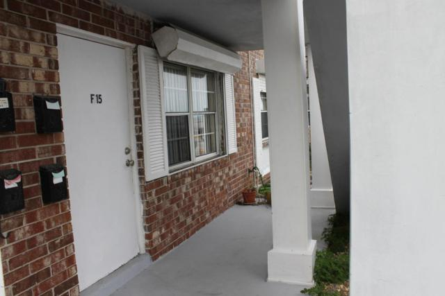 190 E Olmstead Drive F15, Titusville, FL 32780 (MLS #813382) :: Better Homes and Gardens Real Estate Star
