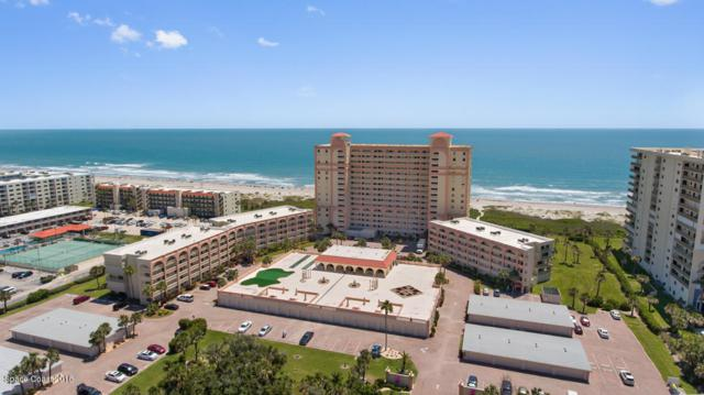 840 N Atlantic Avenue #501, Cocoa Beach, FL 32931 (MLS #813434) :: Premium Properties Real Estate Services
