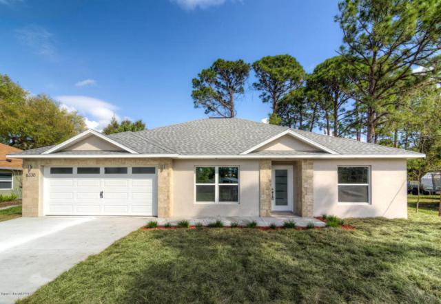 6935 Bismark Road, Cocoa, FL 32927 (MLS #813611) :: Pamela Myers Realty