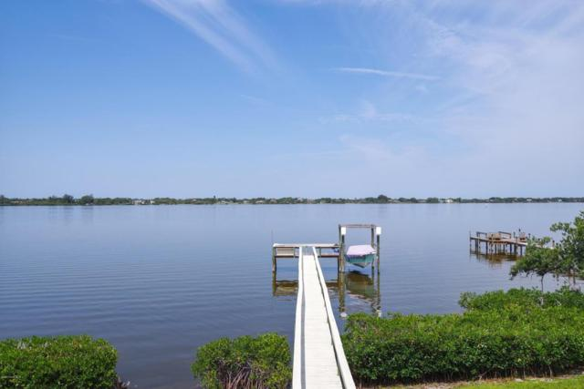 802 Loggerhead Island Drive, Satellite Beach, FL 32937 (MLS #813684) :: Better Homes and Gardens Real Estate Star