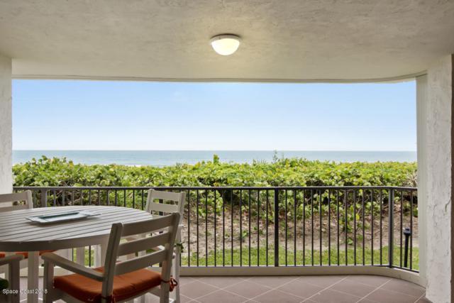 2815 S Atlantic Avenue #106, Cocoa Beach, FL 32931 (MLS #813734) :: Premium Properties Real Estate Services