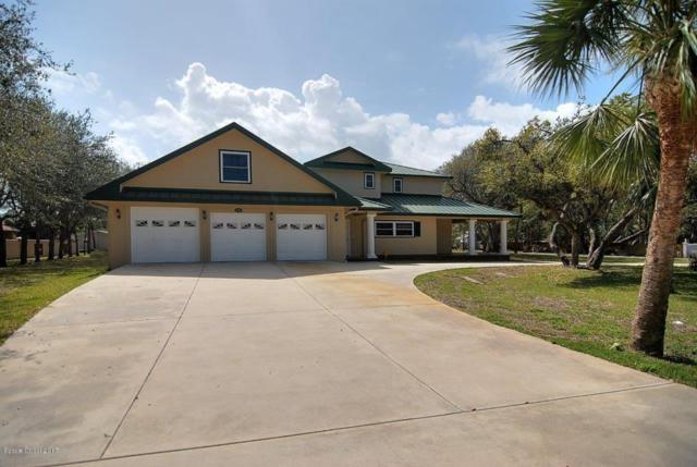 210 Holman Road, Cape Canaveral, FL 32920 (MLS #813745) :: Better Homes and Gardens Real Estate Star