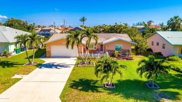 320 Richards Road, Melbourne Beach, FL 32951 (MLS #813760) :: Premium Properties Real Estate Services
