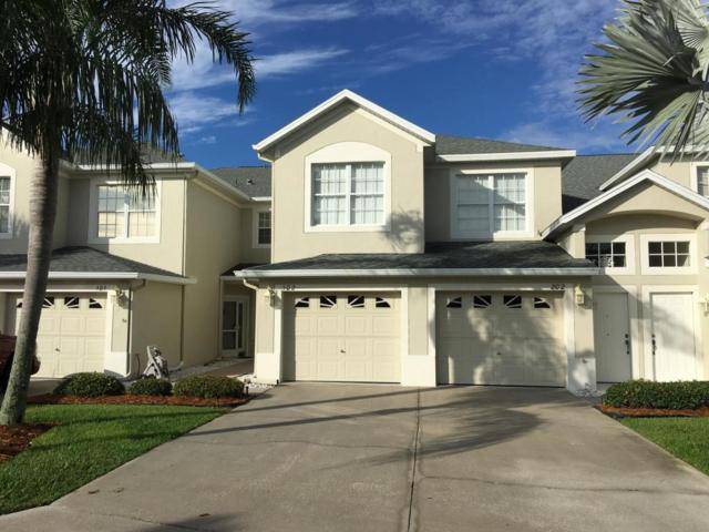 600 Trotter Lane #102, Melbourne, FL 32940 (MLS #813813) :: Premium Properties Real Estate Services