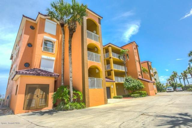 1395 Highway A1a #202, Satellite Beach, FL 32937 (MLS #813910) :: Better Homes and Gardens Real Estate Star